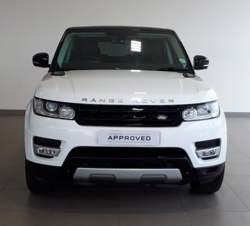Used Land Rover Range Rover Sport 4.4 SDV8 HSE For Sale In