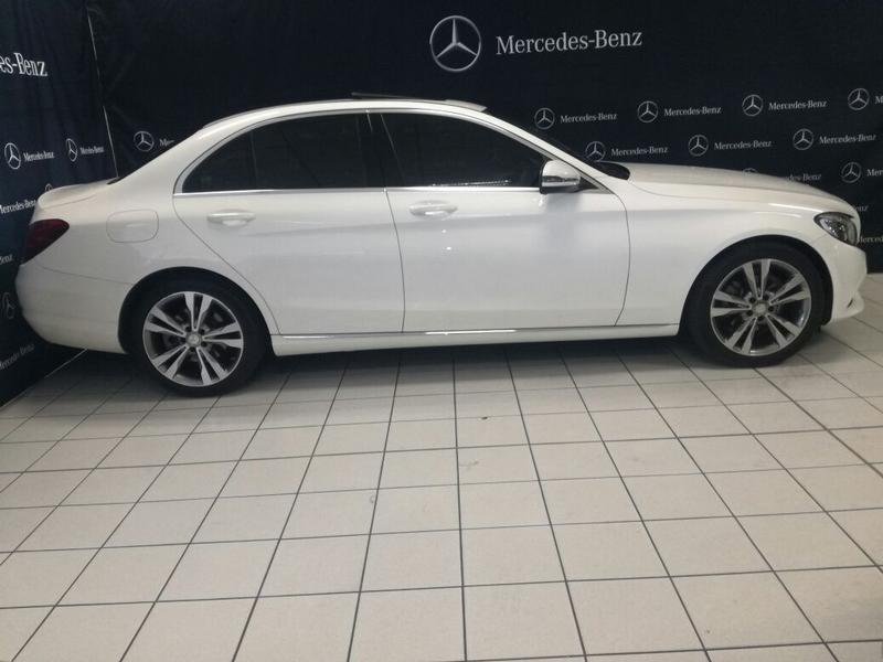 Used mercedes benz c class c180 avantgarde auto for sale for Mercedes benz claremont