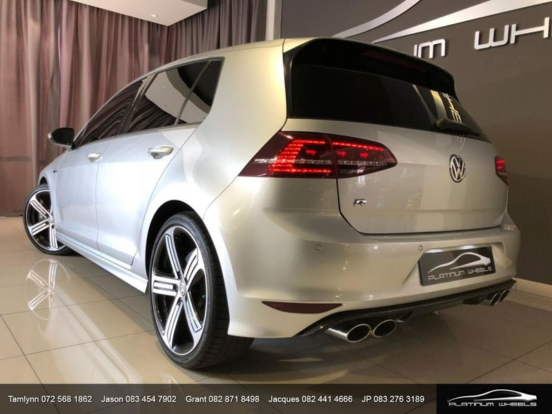 used volkswagen golf golf vii 2 0 tsi r dsg for sale in gauteng id 3142977. Black Bedroom Furniture Sets. Home Design Ideas