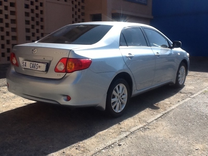 used toyota corolla cash only for sale in gauteng id 3143443. Black Bedroom Furniture Sets. Home Design Ideas