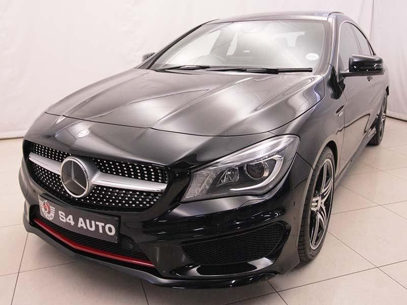 used mercedes benz cla class cla250 sport 4matic for sale in gauteng id 3144329. Black Bedroom Furniture Sets. Home Design Ideas