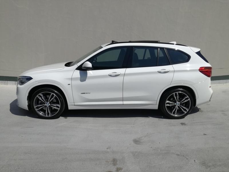 used bmw x1 xdrive20d m sport auto for sale in gauteng id 3144563. Black Bedroom Furniture Sets. Home Design Ideas