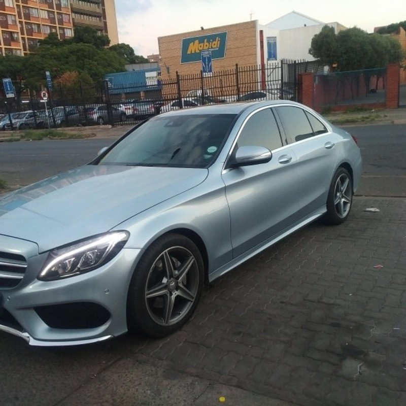 Used Mercedes-Benz C-Class C200 AMG Line Auto For Sale In