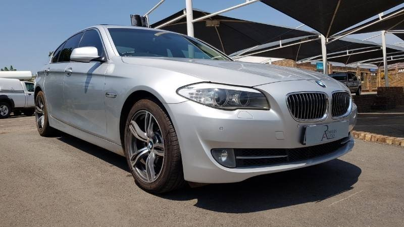 used bmw 5 series 520i a t exclusive f10 for sale in gauteng id 3145241. Black Bedroom Furniture Sets. Home Design Ideas
