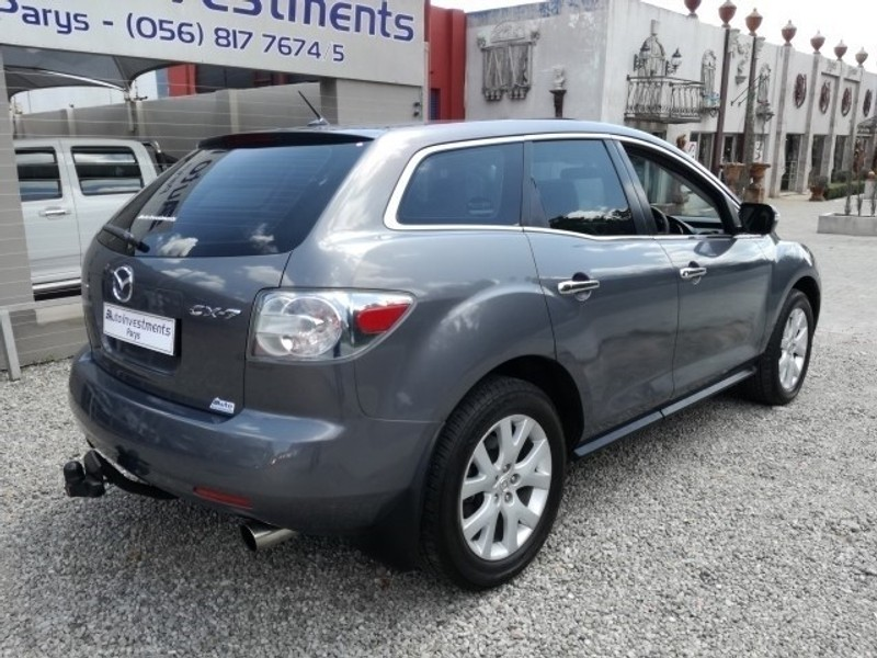 Used Mazda Cx 7 2 3 Disi A T For Sale In Gauteng Cars Co Za Id 3146095