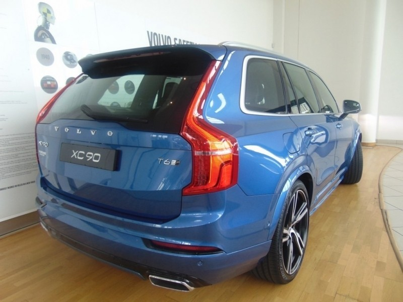 used volvo xc90 t6 r design awd for sale in gauteng id 3146367. Black Bedroom Furniture Sets. Home Design Ideas