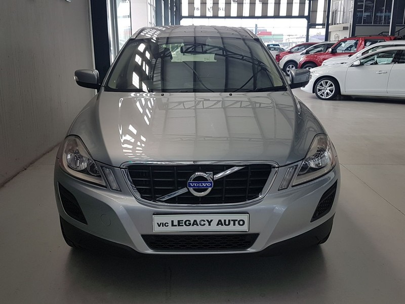 Used Volvo Xc60 T6 Geartronic For Sale In Gauteng Cars