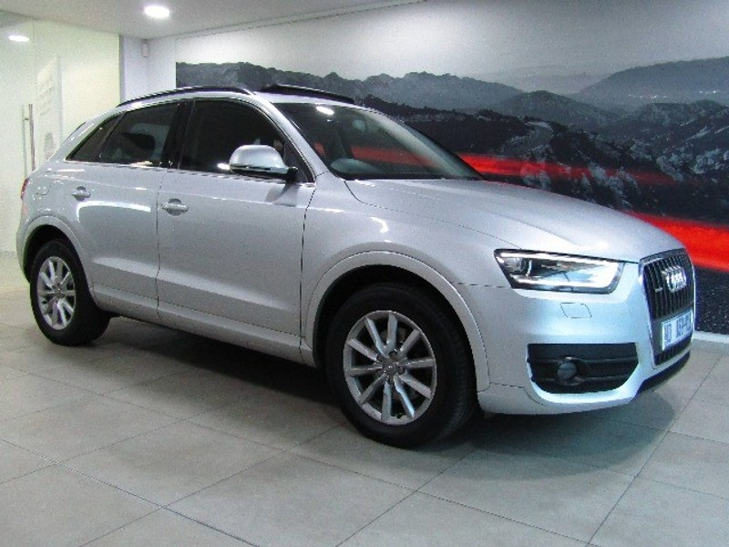 Used Audi Q3 2 0t Fsi Quatt Stronic 125kw For Sale In