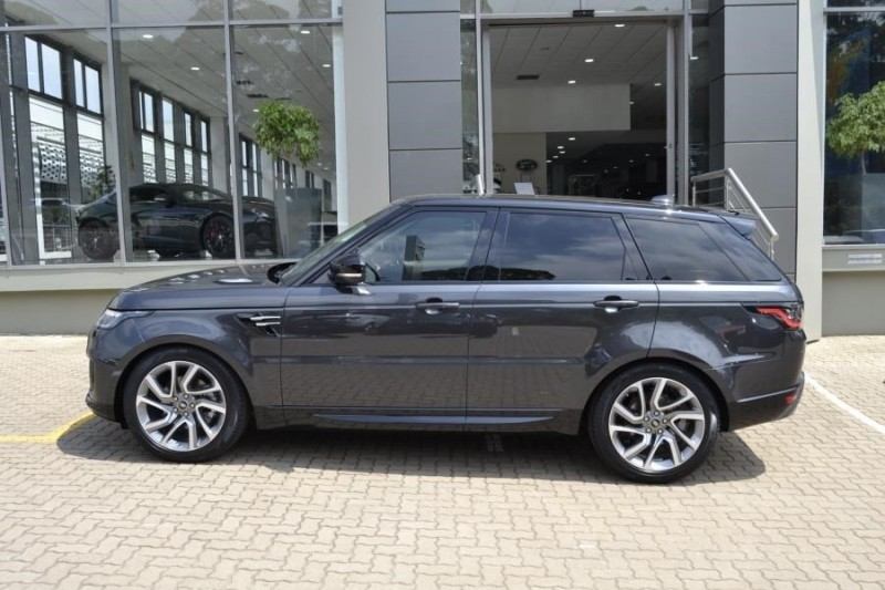 Used Land Rover Range Rover Sport 3 0 Tdv6 Se For Sale In