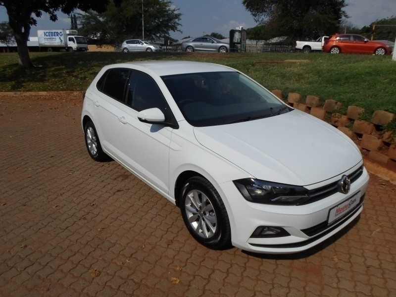Used Volkswagen Polo Nf 1 0 Tsi Comfortline For Sale In