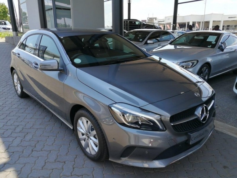 Used mercedes benz a class a 200d style auto for sale in for Mercedes benz plant salary