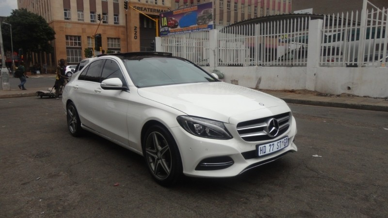 used mercedes benz c class c 200 automatic 2014 model for sale in gauteng id 3148877. Black Bedroom Furniture Sets. Home Design Ideas
