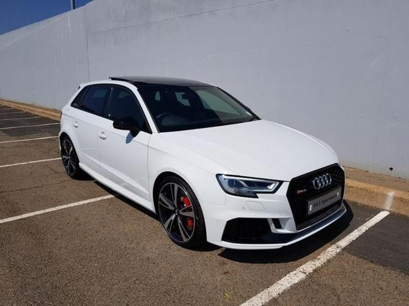 used audi rs3 sportack stronic for sale in gauteng id 3148969. Black Bedroom Furniture Sets. Home Design Ideas