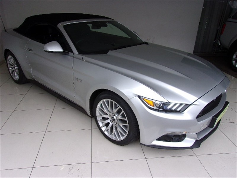 used ford mustang 5 0 gt convertible auto for sale in gauteng id 3149363. Black Bedroom Furniture Sets. Home Design Ideas