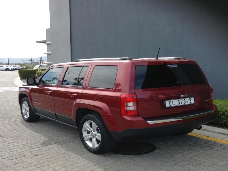 Used Jeep Patriot 2 4 Limited For Sale In Western Cape