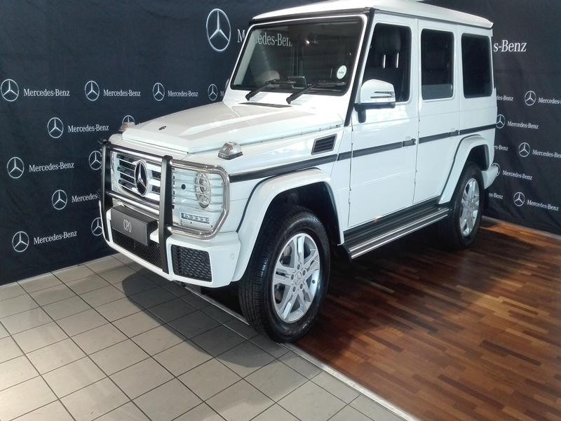 Used mercedes benz g class g350 bluetec for sale in for Used g500 mercedes benz sale