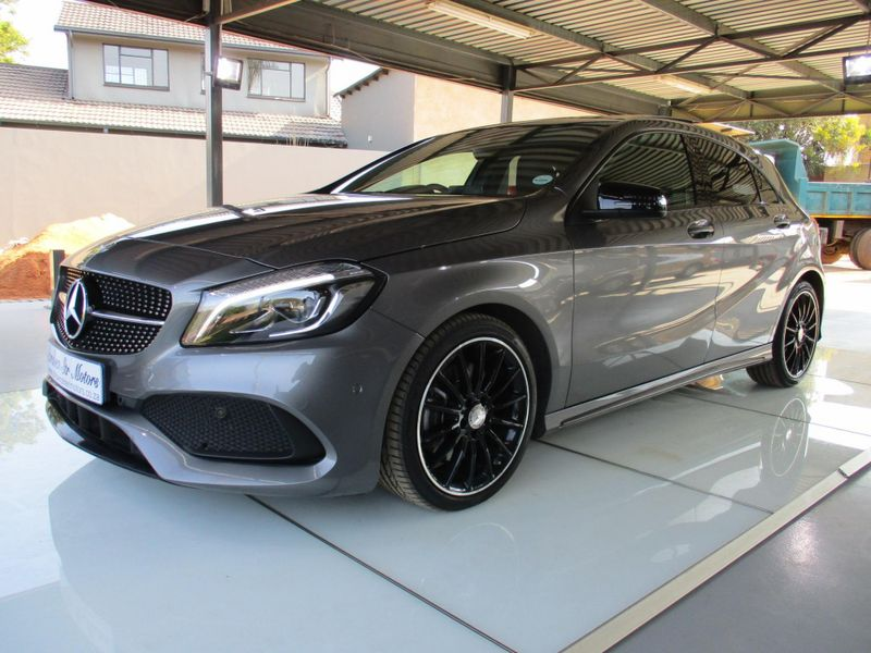 used mercedes benz a class a220 cdi be amg sport auto for sale in gauteng id 3149691. Black Bedroom Furniture Sets. Home Design Ideas
