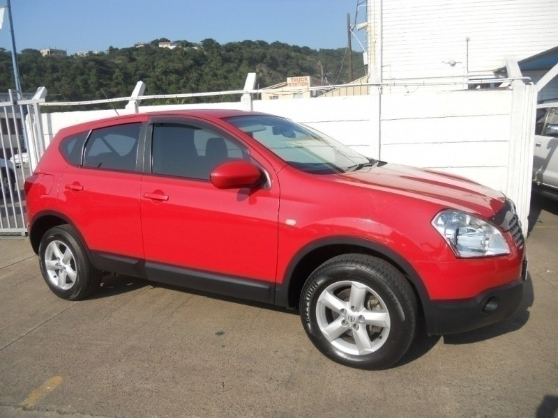 Used Nissan Qashqai 2 0 Dci Acenta For Sale In Kwazulu