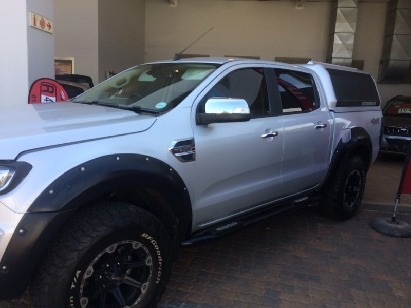 Used Ford Ranger 3 2tdci Xlt 4x4 Auto Double Cab Bakkie