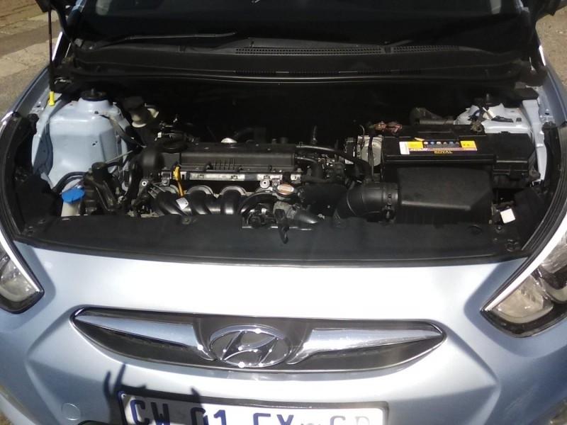 2011 hyundai accent transmission fluid type