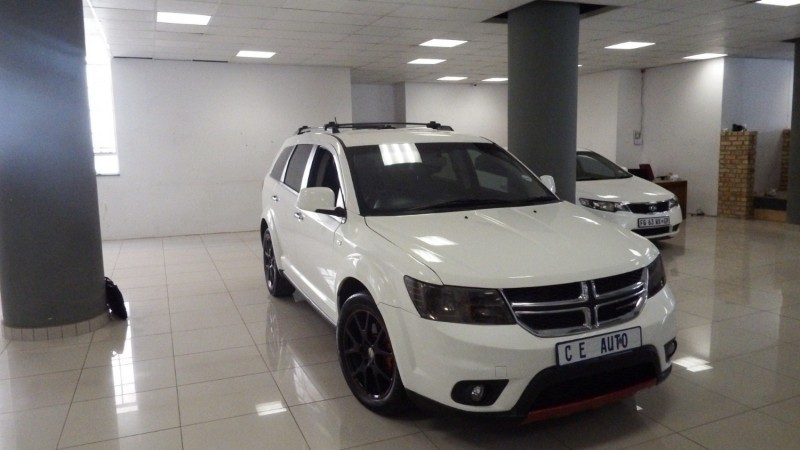 Used Dodge Journey 3 6 Auto For Sale In Gauteng Cars Co