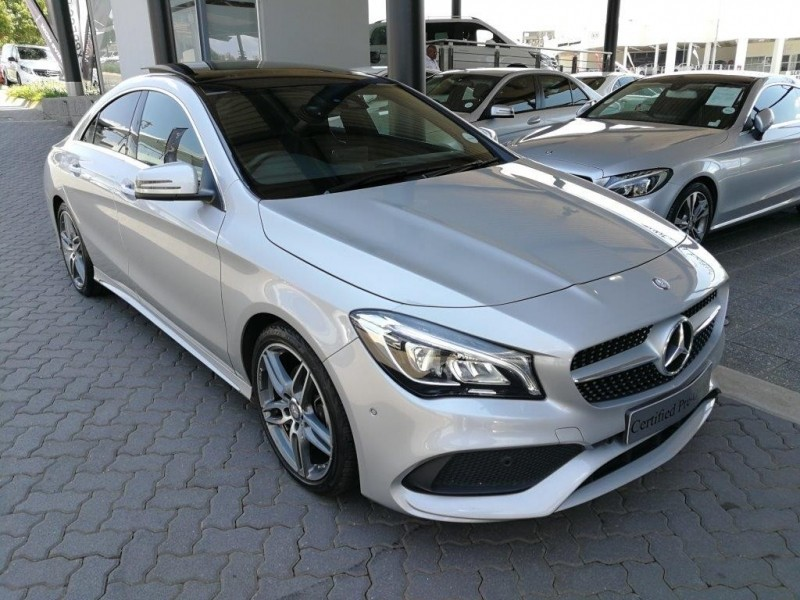 Used mercedes benz cla class 200 amg auto for sale in for Mercedes benz of greensboro used cars