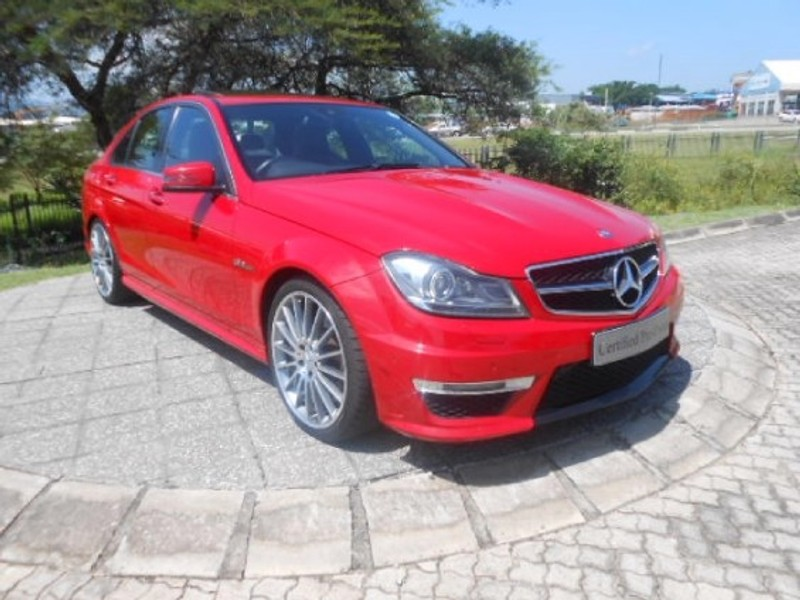 Used mercedes benz c class c63 amg for sale in mpumalanga for Mercedes benz c class used cars for sale