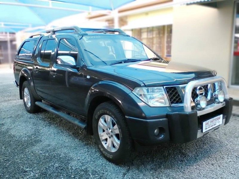 used nissan navara 4 0 v6 a t p u d c for sale in north west province id 3152703. Black Bedroom Furniture Sets. Home Design Ideas