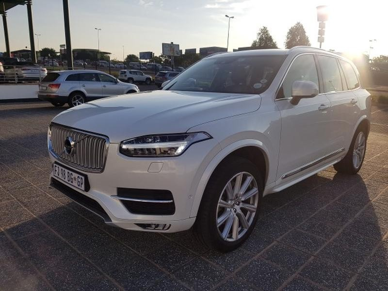 used volvo xc90 d5 geartronic awd inscription for sale in gauteng id 3152971. Black Bedroom Furniture Sets. Home Design Ideas