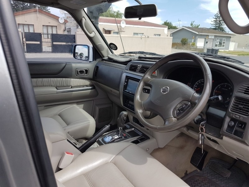 Used Nissan Patrol 4 8 Grx A T C87 For Sale In Western