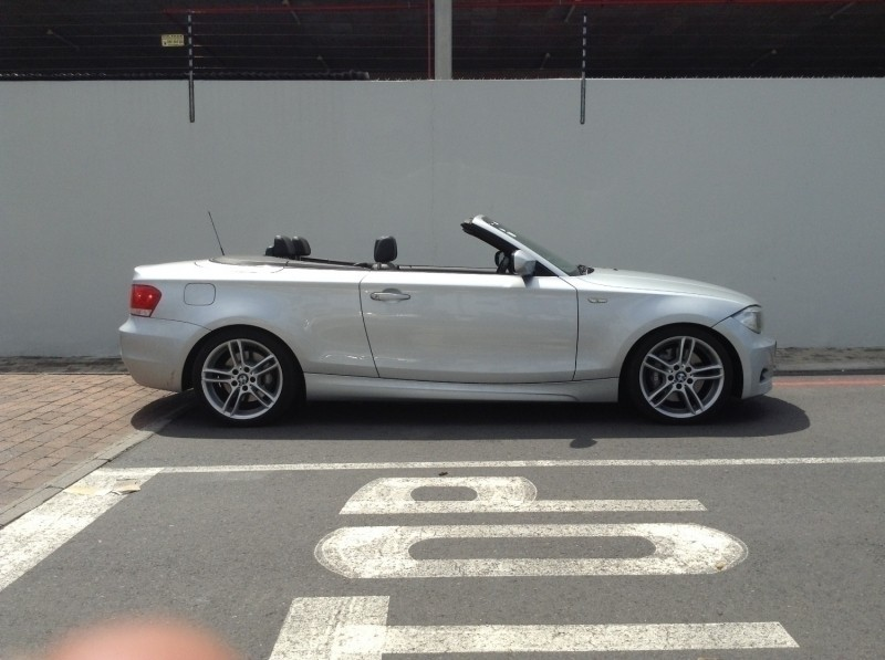 used bmw 1 series 135i convertible at for sale in western