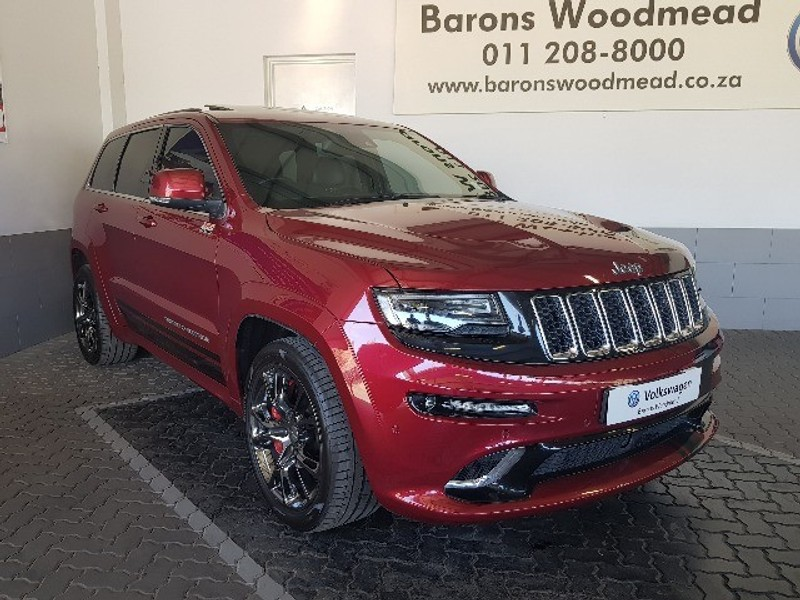used jeep grand cherokee 6 4 srt for sale in gauteng id 3153967. Black Bedroom Furniture Sets. Home Design Ideas