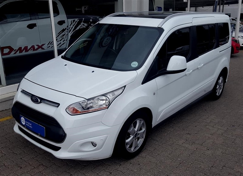 used ford tourneo grand tourneo connect 1 6 titanium auto lwb for sale in gauteng. Black Bedroom Furniture Sets. Home Design Ideas