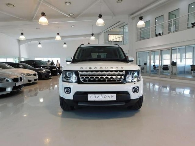 Used Land Rover Discovery Discovery 4 3 0 V6 S C Hse For