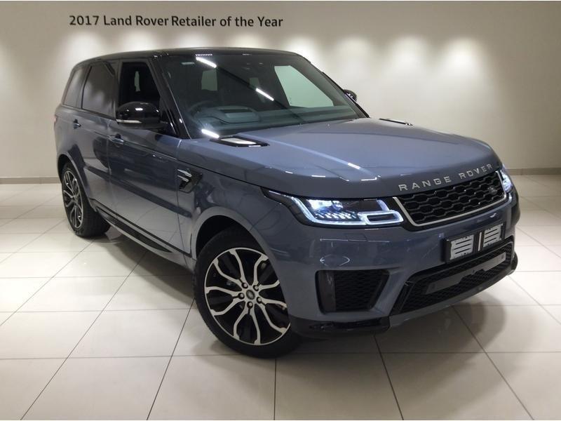 used land rover range rover sport 2018 range rover sport facelift 0614615315 for sale in gauteng. Black Bedroom Furniture Sets. Home Design Ideas