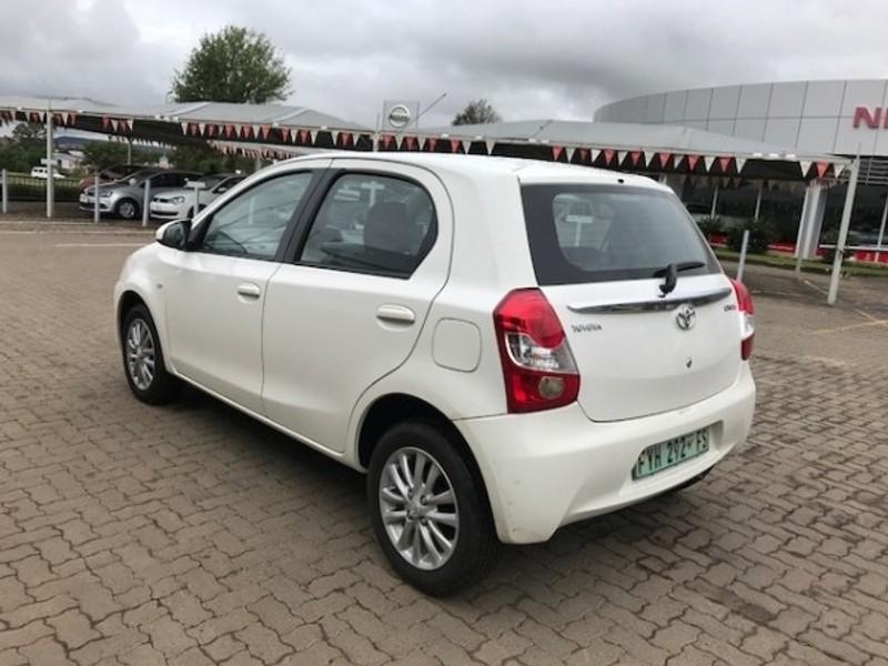 Used Toyota Etios 1 5 Xs 5dr For Sale In Kwazulu Natal Cars Co Za Id 3156379