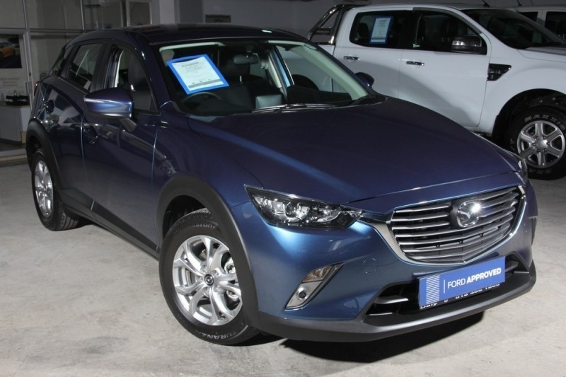 used mazda cx 3 2 0 dynamic auto for sale in north west province id 3156987. Black Bedroom Furniture Sets. Home Design Ideas