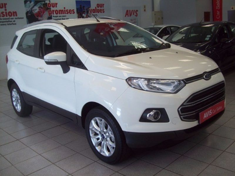 Used ford ecosport 1 5tivct titanium auto for sale in for Easterns automotive group eastern motors