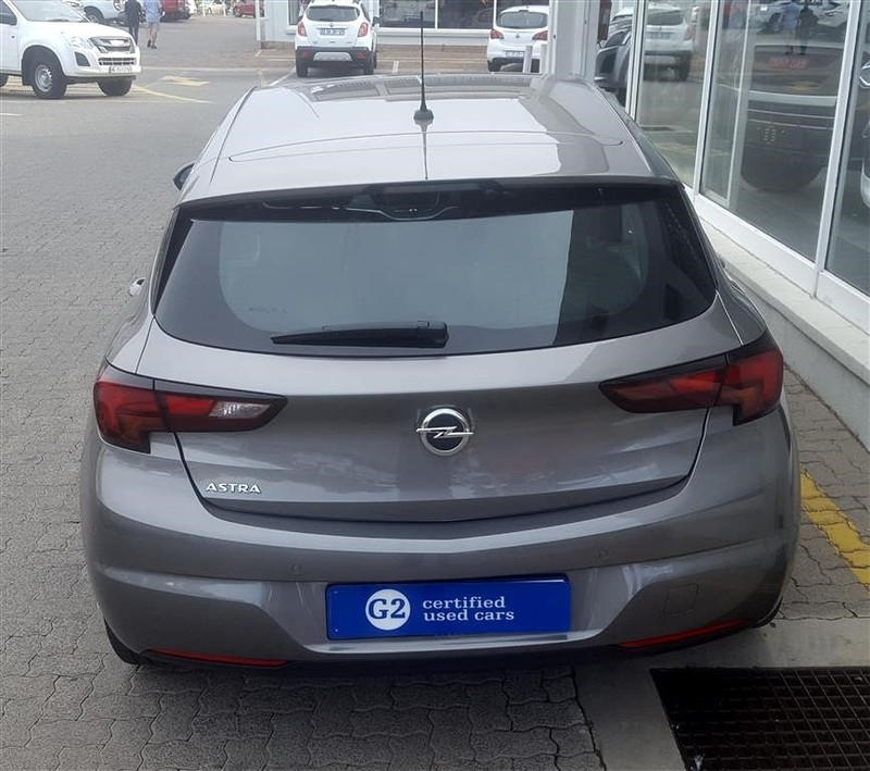 Used Opel Astra 1.4T Enjoy Auto 5-Door For Sale In Gauteng