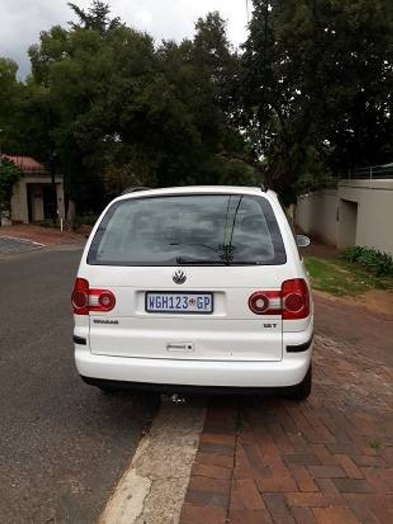 used volkswagen sharan 1 8 t for sale in gauteng id 3161305. Black Bedroom Furniture Sets. Home Design Ideas