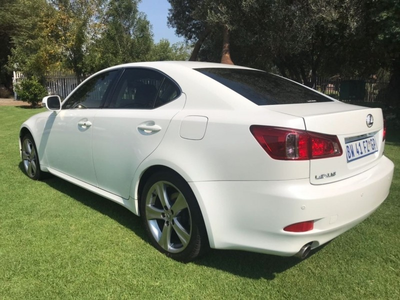 used lexus is 250 ex a t for sale in gauteng id 3161721. Black Bedroom Furniture Sets. Home Design Ideas