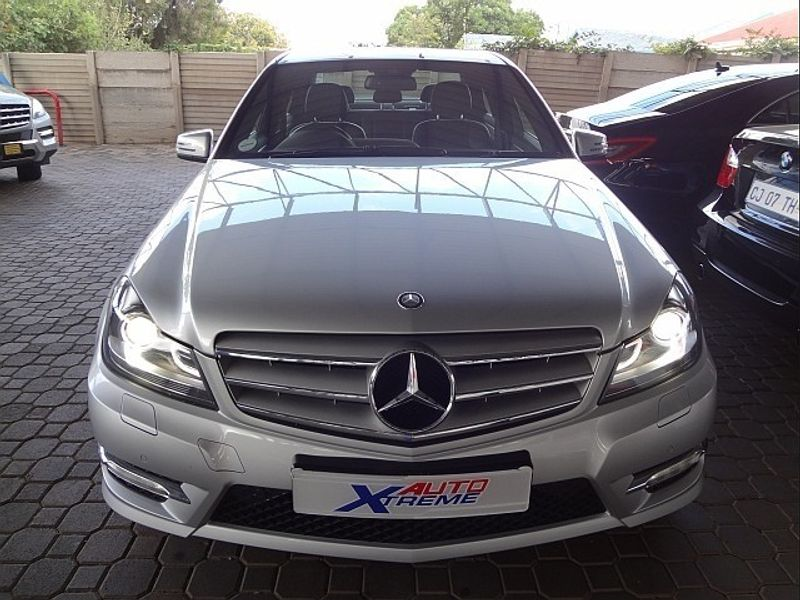used mercedes benz c class c350 be avantgarde a t amg for sale in gauteng id 3163489. Black Bedroom Furniture Sets. Home Design Ideas
