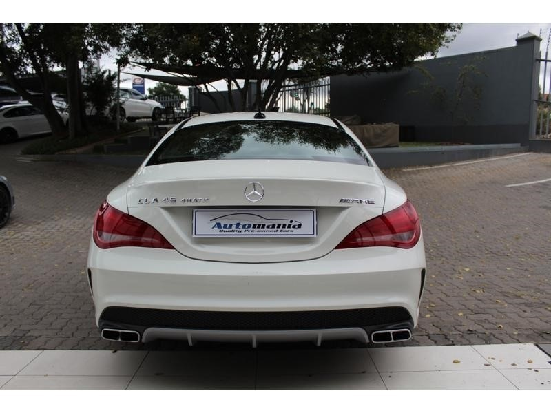 Used mercedes benz cla class 2015 mercedes amg cla45 for Mercedes benz cla class for sale