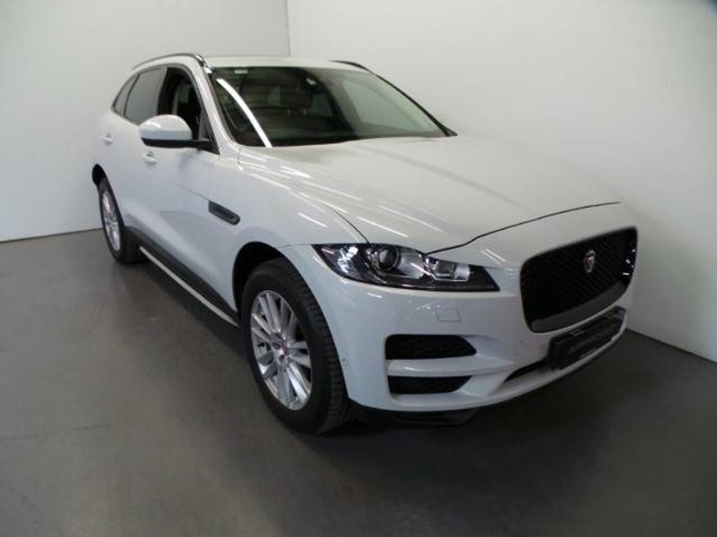 used jaguar f pace 2 0 i4d awd pure for sale in gauteng id 3164711. Black Bedroom Furniture Sets. Home Design Ideas