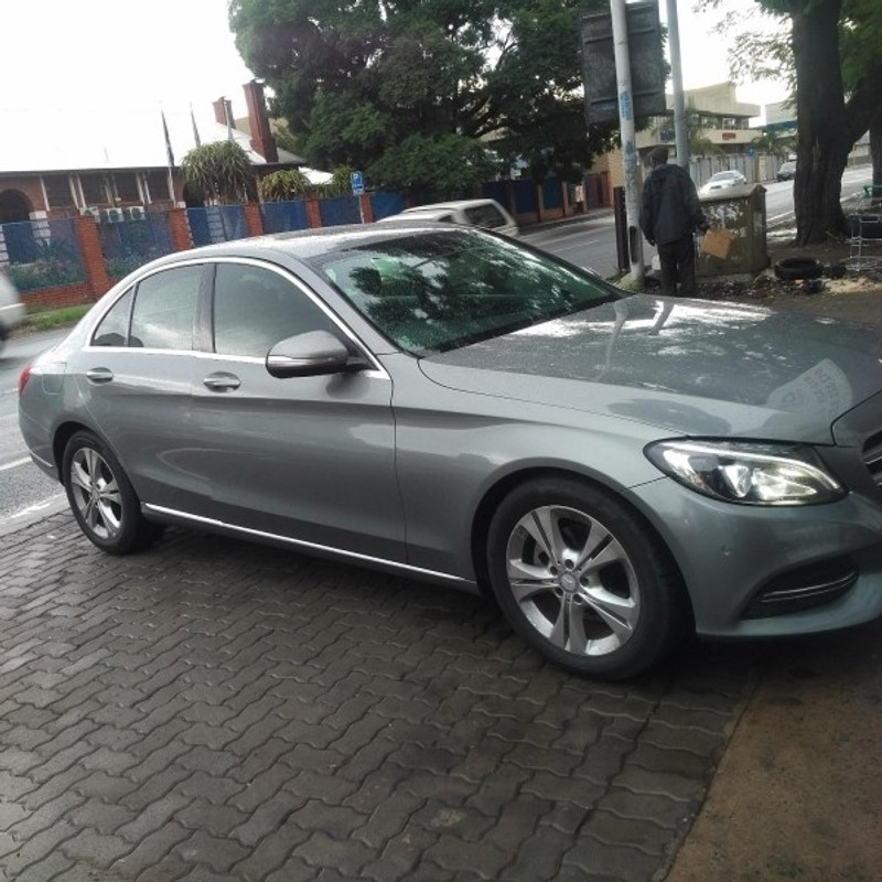 Used mercedes benz c class c180 avantgarde auto for sale for Mercedes benz c class used cars for sale