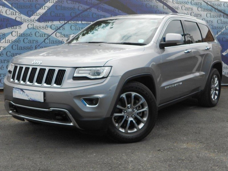 Used Jeep Grand Cherokee 3.6 Limited 4x4 A/t for sale in Gauteng - Cars.co.za (ID:3165095)