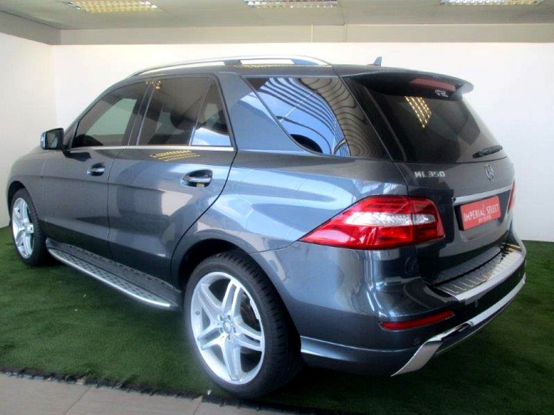 used mercedes benz m class ml 350 bluetec for sale in gauteng id 3165217. Black Bedroom Furniture Sets. Home Design Ideas