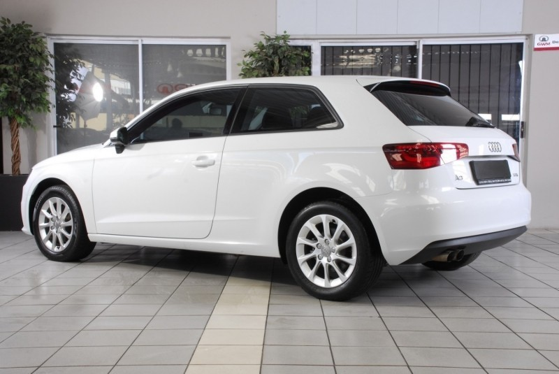 used audi a3 fsi s for sale in gauteng id 3165839. Black Bedroom Furniture Sets. Home Design Ideas