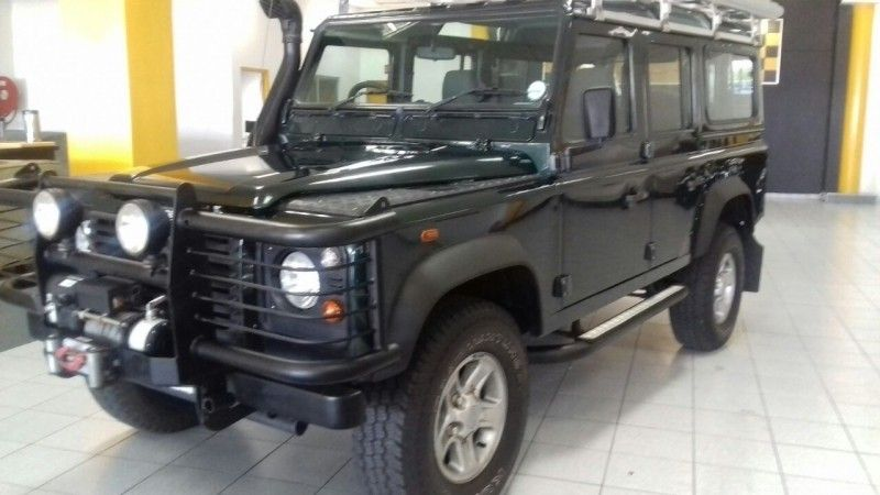 Used Land Rover Defender 110 2 5 Tdi Csw For Sale In
