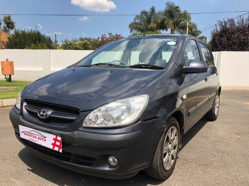 Used hyundai getz 1 4 hs for sale in gauteng for Garage hyundai 78